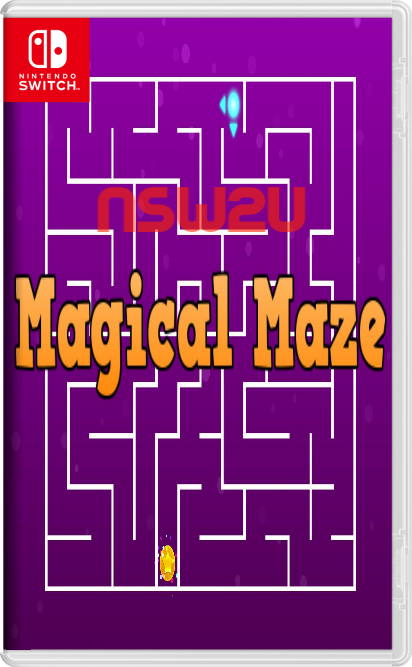Magical Maze Switch NSP XCI