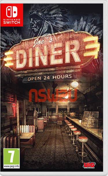Joe's Diner Switch NSP XCI
