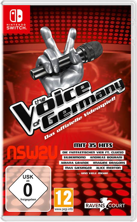 The Voice of Germany – Das offizielle Videospiel! Switch NSP XCI