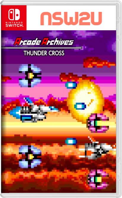 Arcade Archives THUNDER CROSS Switch NSP XCI