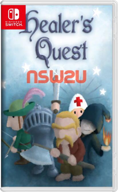 Healer's Quest Switch NSP XCI