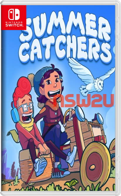 Summer Catchers Switch NSP XCI NSZ