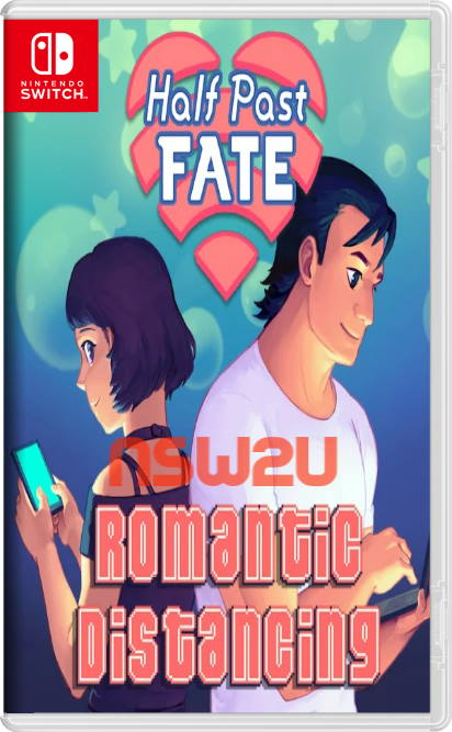 Half Past Fate: Romantic Distancing Switch NSP XCI NSZ