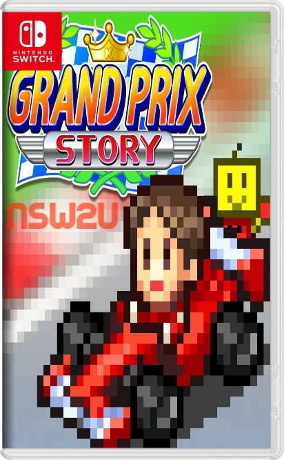 Grand Prix Story Switch NSP XCI