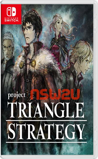 Project TRIANGLE STRATEGY Switch NSP XCI NSZ Debut Demo