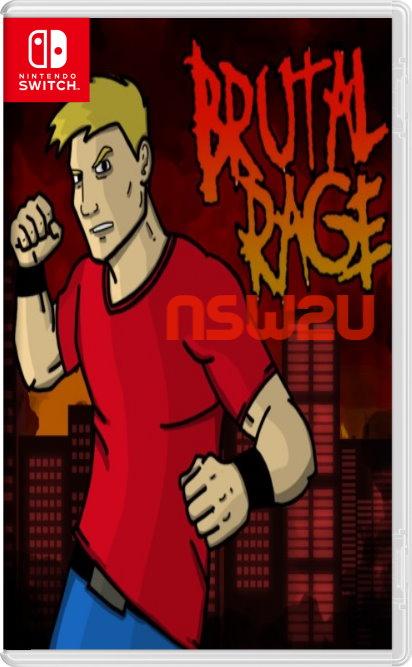 BRUTAL RAGE Switch NSP XCI