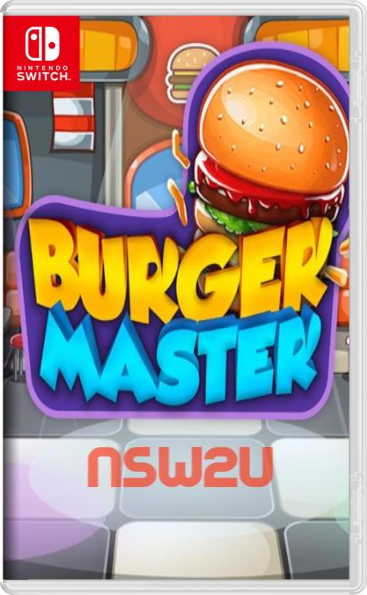 Burger Master Switch NSP XCI NSZ
