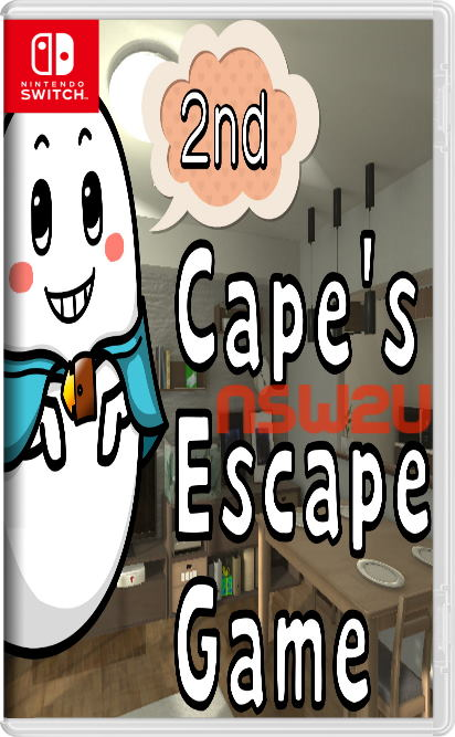 Cape's Escape Game 2nd room Switch NSP XCI NSZ