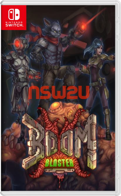 Boom Blaster Switch NSP XCI