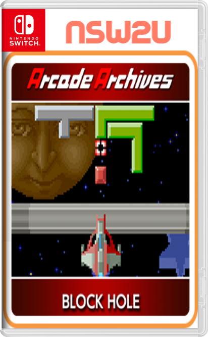 Arcade Archives BLOCK HOLE Switch NSP XCI