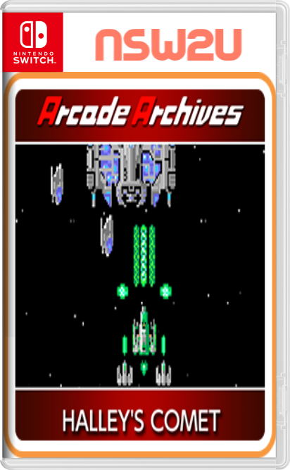 Arcade Archives HALLEY'S COMET Switch NSP XCI