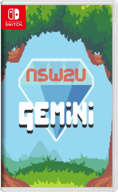 Gemini Switch NSP XCI NSZ