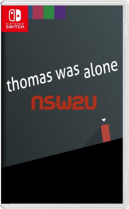 Thomas Was Alone Switch NSP XCI NSZ Download