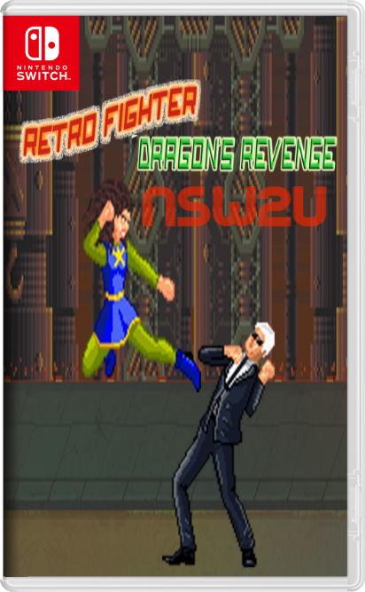 Retro Fighter – Dragon's Revenge Switch NSP XCI