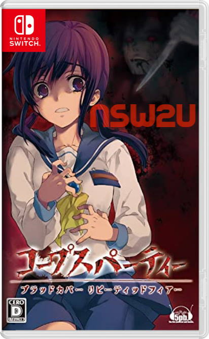 Corpse Party Blood: Covered Repeated Switch NSP XCI NSZ Download