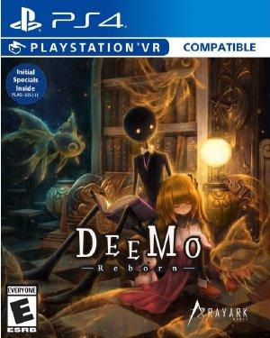 DEEMO -Reborn- PS4 PKG