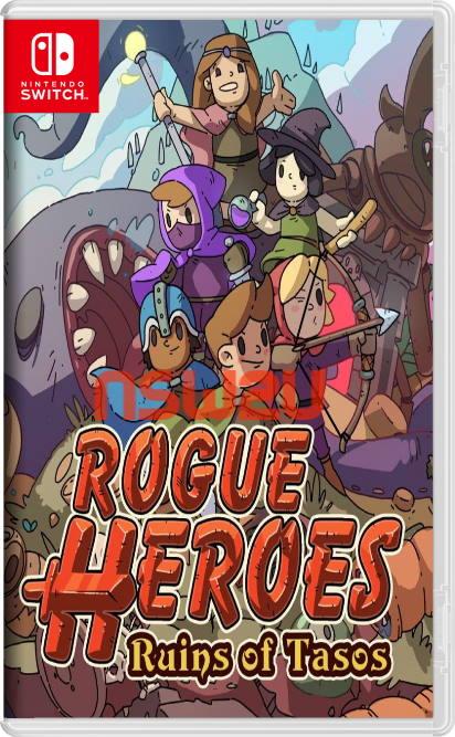 Rogue Heroes: Ruins of Tasos Switch NSP XCI