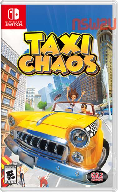 Taxi Chaos Switch NSP XCI NSZ Download