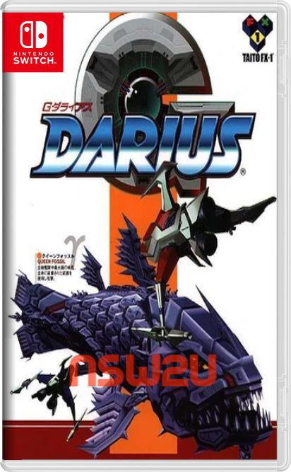 G DARIUS HD Switch NSP XCI