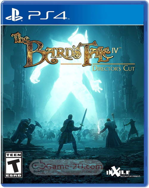 The Bard's Tale IV: Director's Cut PS4 PKG