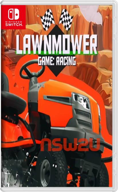 Lawnmower Game: Racing Switch NSP XCI