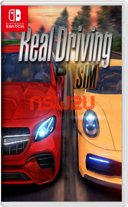 Real Driving Sim Switch NSP XCI NSZ