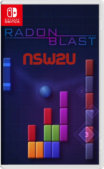 Radon Blast Switch NSP XCI NSZ