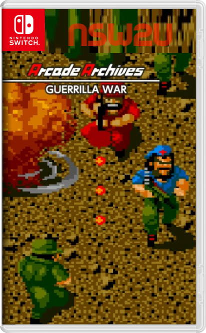 Arcade Archives GUERRILLA WAR Switch NSP XCI
