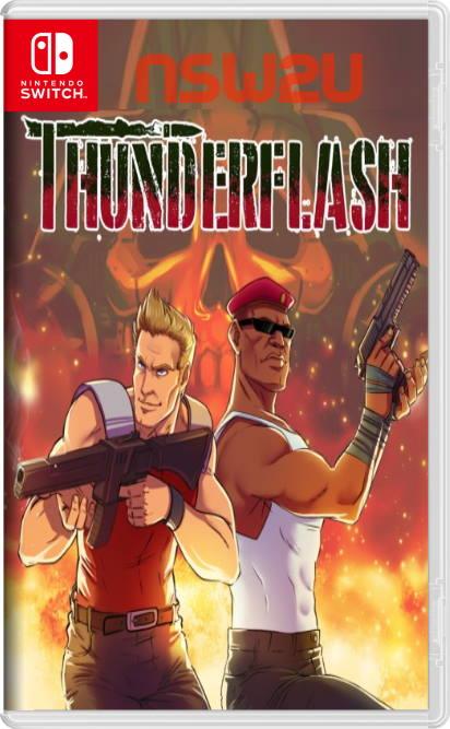 Thunderflash Switch NSP XCI
