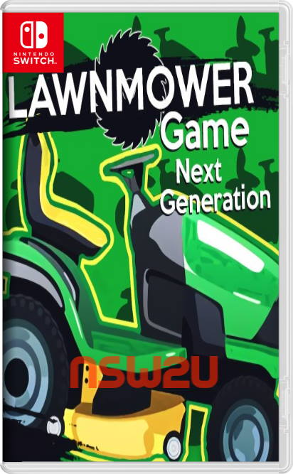 Lawnmower Game: Next Generation Switch NSP XCI NSZ