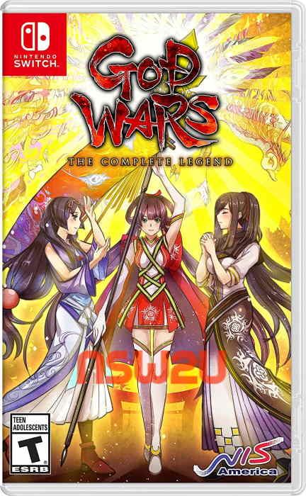 GOD WARS The Complete Legend Switch NSP XCI NSZ