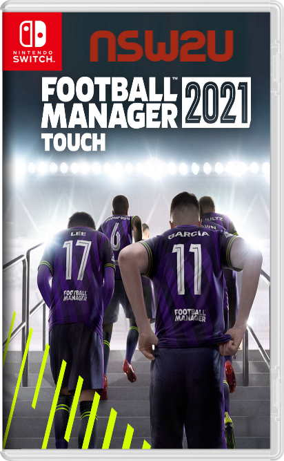 Football Manager 2021 Touch Switch NSP XCI