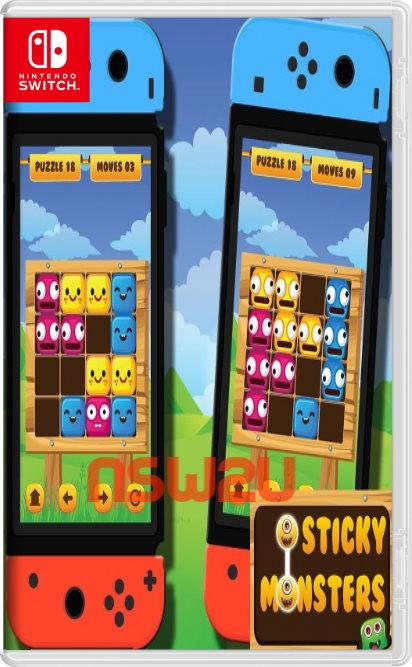 Sticky Monsters Switch NSP XCI NSZ
