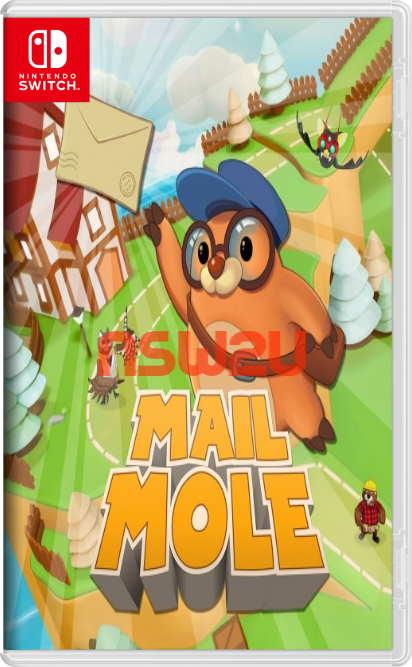 Mail Mole Switch NSP XCI NSZ