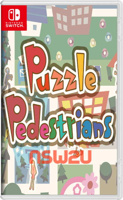 Pixel Game Maker Series Puzzle Pedestrians Switch NSP XCI