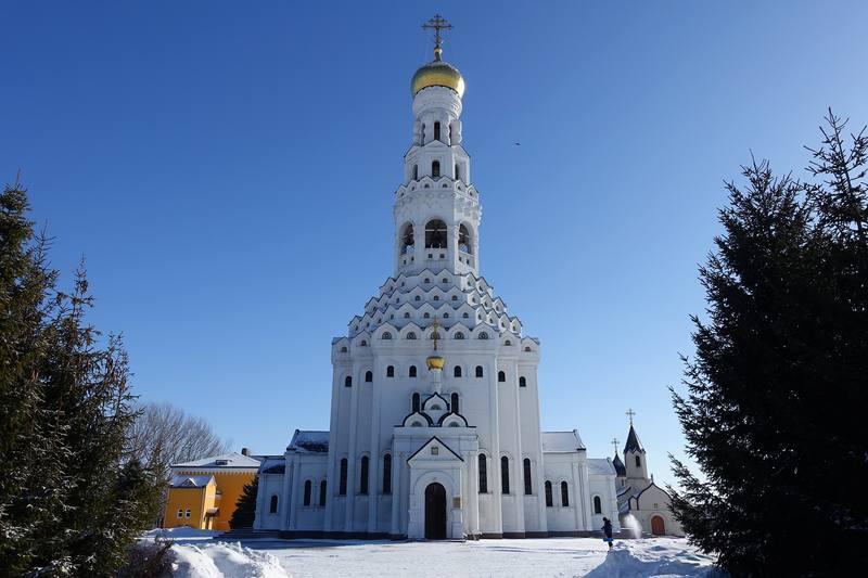 Петропавловский собор в Прохоровке