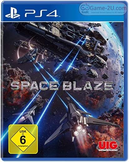 Space Blaze PS4 PKG
