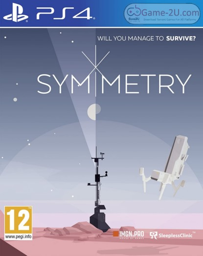 SYMMETRY PS4 PKG