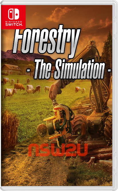 Forestry – The Simulation Switch NSP XCI NSZ