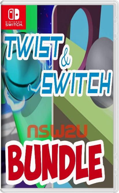 Twist & Switch Bundle Switch NSP XCI NSZ