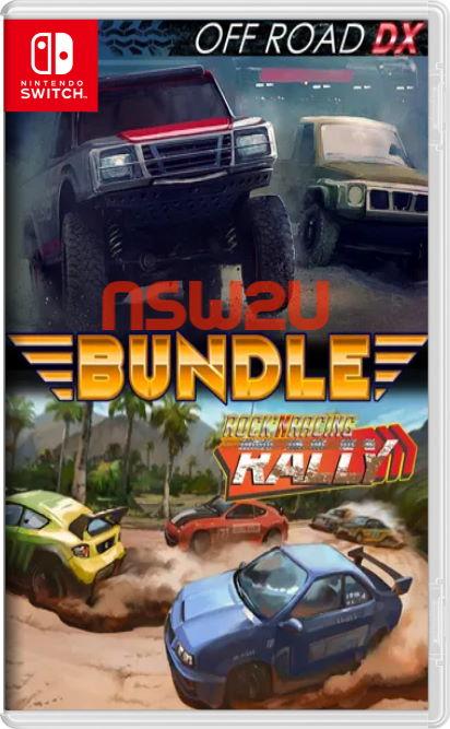 Rock 'N Racing Bundle Off Road & Rally Switch NSP XCI NSZ
