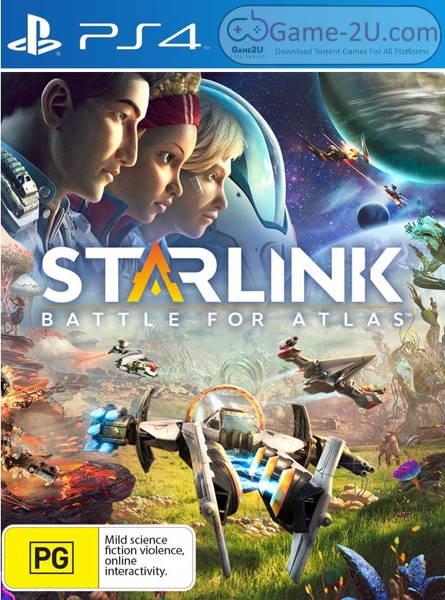 Starlink Battle for Atlas PS4 PKG