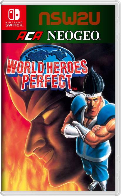 ACA NEOGEO WORLD HEROES PERFECT Switch NSP XCI