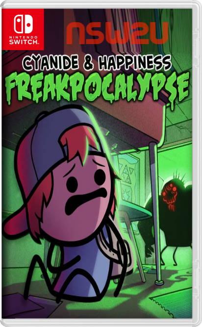 Cyanide & Happiness – Freakpocalypse Switch NSP XCI NSZ