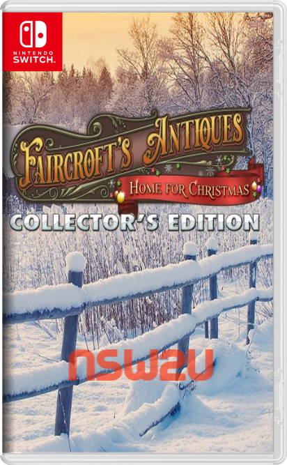 Faircroft's Antiques: Home for Christmas Collector's Edition Switch NSP XCI NSZ