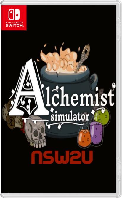 Alchemist Simulator Switch NSP XCI NSZ