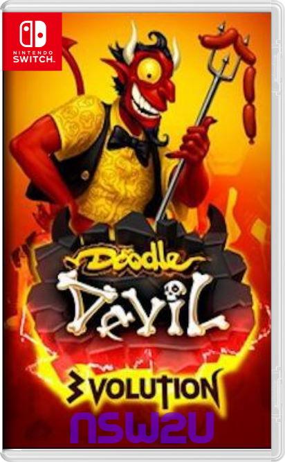 Doodle Devil: 3volution Switch NSP XCI NSZ