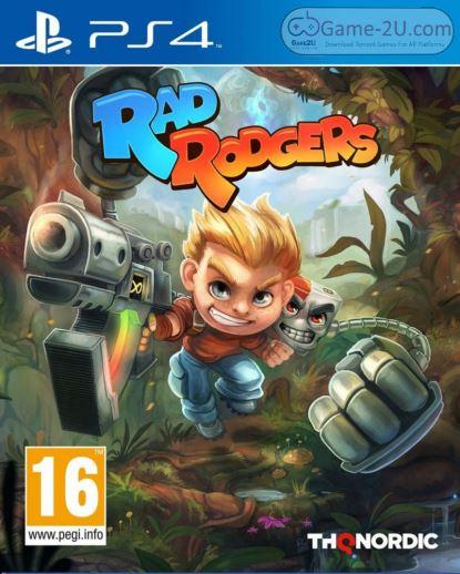 Rad Rodgers PS4 PKG