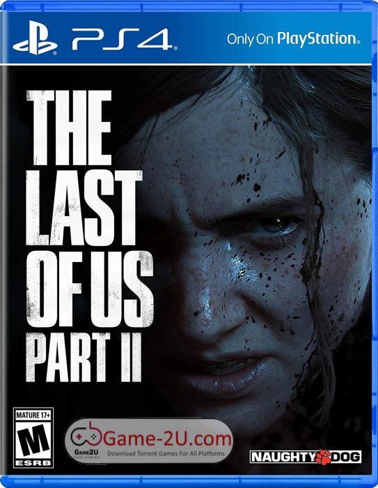 The Last of Us Part II PS4 PKG