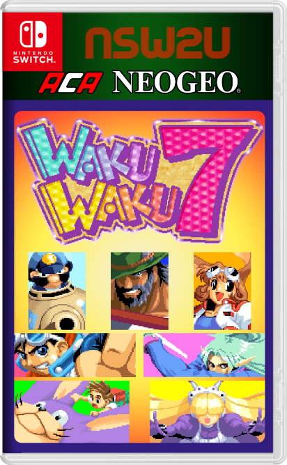 ACA NEOGEO WAKU WAKU 7 Switch NSP XCI